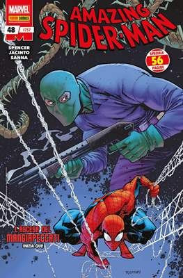 L'Uomo Ragno / Spider-Man Vol. 1 / Amazing Spider-Man #757