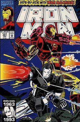 Iron Man Vol. 1 (1968-1996) (Comic book) #291