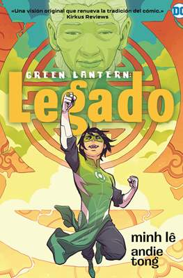 Green Lantern: Legado (Rústica 128 pp)