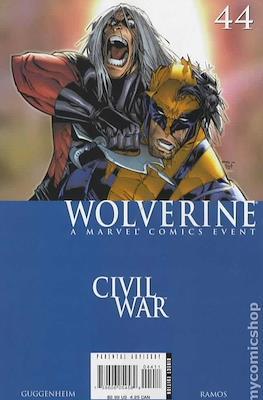 Wolverine / Dark Wolverine (2003-2010) (Comic Book) #44
