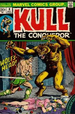 Kull the Conqueror / Kull the Destroyer (1971-1978) (comic-book) #8