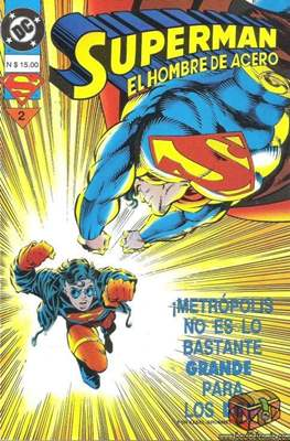 Superman: El Hombre de Acero #2
