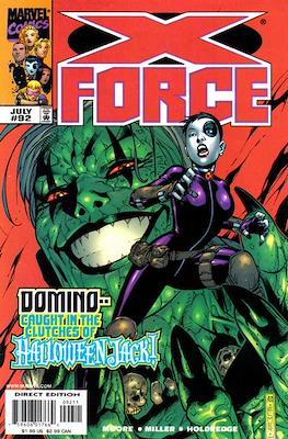 X-Force Vol. 1 (1991-2002) (Comic Book) #92