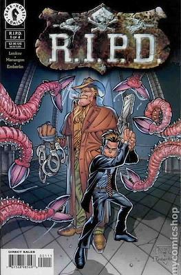 R.I.P.D. (Comic Book) #1