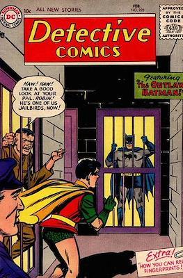 Detective Comics Vol. 1 (1937-2011; 2016-) (Comic Book) #228
