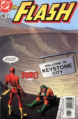 The Flash Vol. 2 (1987-2006) (Comic Book) #168