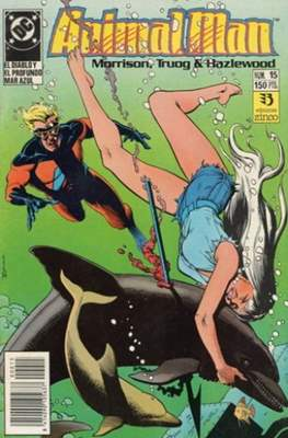 Animal Man (1989-1991) (Grapa 24 pp) #15