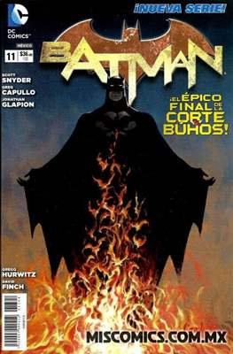 Batman (2012-2017) (Grapa) #11