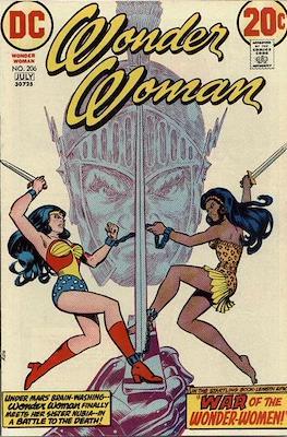 Wonder Woman Vol.1 (Comic Book) #206