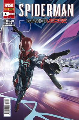 Spiderman: Gamerverse (2019-) #4