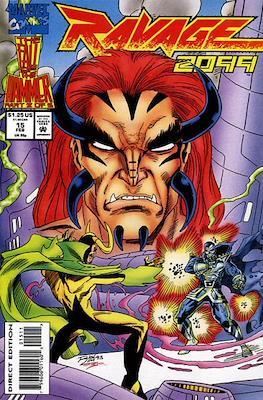 Ravage 2099 (Comic Book) #15