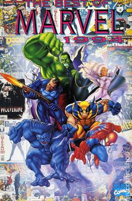 The Best of Marvel (Softcover 256 pp) #1