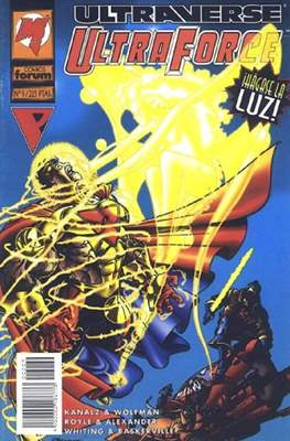 Ultraforce (1995-1996) #9