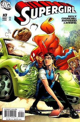 Supergirl Vol. 5 (2005-2011) (Comic Book) #10