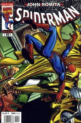 Spiderman de John Romita (1999-2005) #35