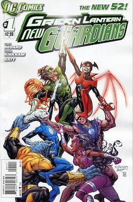Green Lantern New Guardians (2011-2015) #1