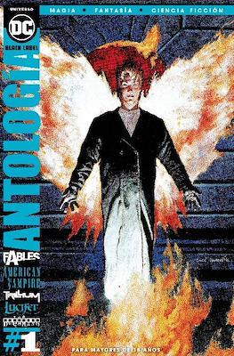 DC Black Label Antología: Magia, Fantasía y Ciencia Ficción