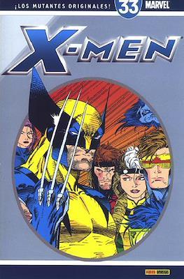 X-Men (Segundo coleccionable) (Rústica 80 pp) #33