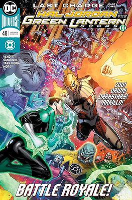 Hal Jordan and the Green Lantern Corps (2016-2018) (Comic-book) #48
