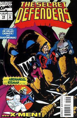 Secret Defenders Vol 1 (Comic-Book) #19