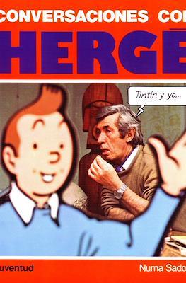 Conversaciones con Hergé