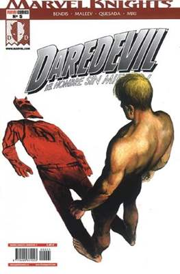 Daredevil. Marvel Knights. Vol. 2 (Grapa) #5