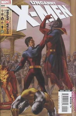 The Uncanny X-Men (1963-2011) (Comic-Book) #480