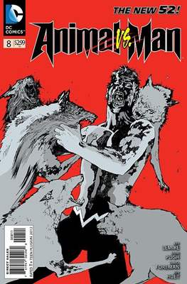 Animal Man Vol. 2 (2011-2014) (Comic Book) #8