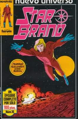 Star Brand (1988-1989) (Grapa. 17x26. 24 páginas. Color.) #10