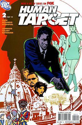 Human Target (2010) #2
