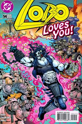 Lobo Vol. 2 (1993 - 1999 Grapa) #54