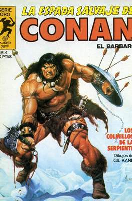 La Espada Salvaje de Conan. Vol 1 (1982-1996) #4