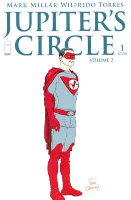 Jupiter's Circle Vol. 2. Variant Covers (Grapa) #1