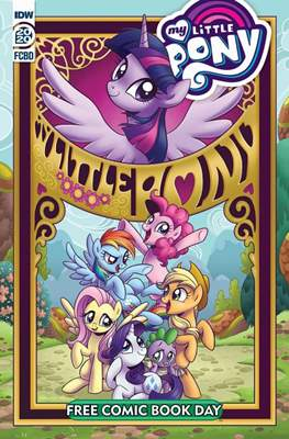 My Little Pony Friendship is Magic - Free Comic Book Day 2020