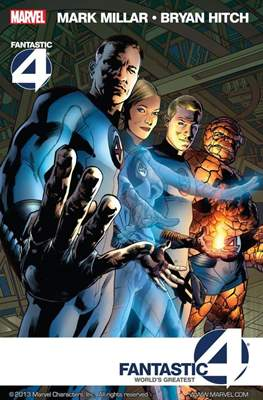 Fantastic Four by Mark Millar and Bryan Hitch