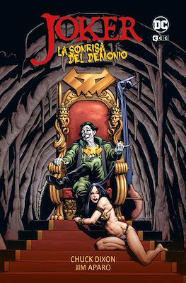 Joker: La sonrisa del demonio (Cartoné 104 pp)