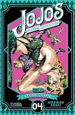 JoJo's Bizarre Adventure - Part VI: Stone Ocean #4