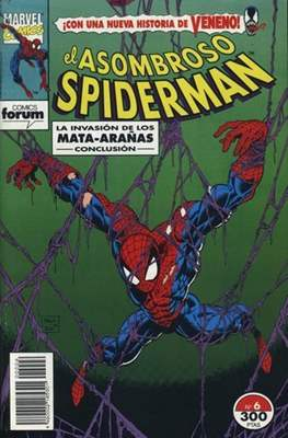El Asombroso Spiderman Vol. 1 (1994) (Grapa 48 pp) #6