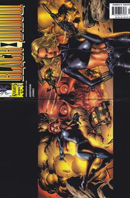 Black Widow Vol. 1 (Variant Cover) (Comic Book) #1.1