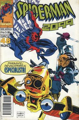 Spiderman 2099 Vol. 1 (1994-1995) #4