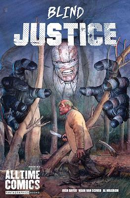 Blind Justice (Comic-book) #2