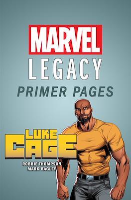 Luke Cage: Marvel Legacy Primer Pages