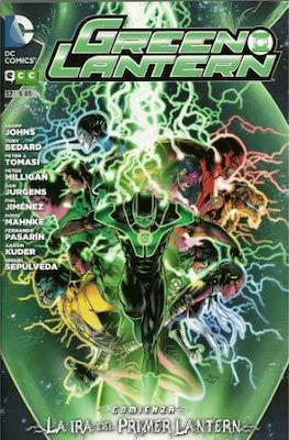 Green Lantern (Grapa) #17