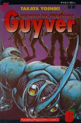 Armadura Bio-Aceleradora Guyver #6