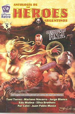 Antología de Héroes Argentinos (Rústica) #5