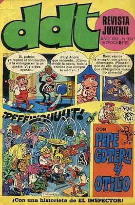 DDT (1967-1978) #334