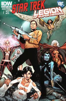 Star Trek/Legion of Superheroes (Grapa) #5