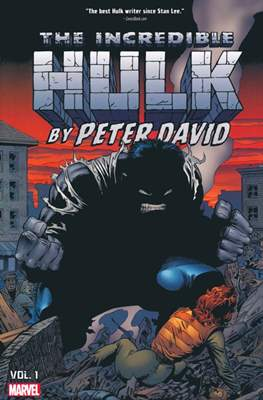 The Incredible Hulk by Peter David (Hardcover 1008 pp) #1