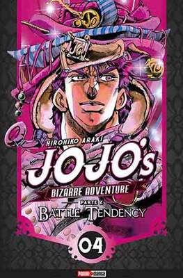 JoJo's Bizarre Adventure Parte 2 Battle Tendency (Rústica con solapas) #4