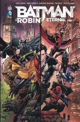 Batman & Robin Eternal (Cartonné) #1